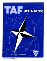 Magazin, TAF Review, The Twelfth Air Force Magazine, Vol. 3, April ...