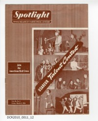 Magazin, Spotlight, Official magazine of USAREUR Special Activities, ...