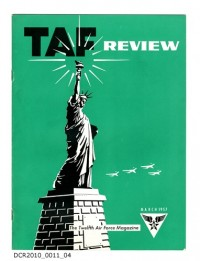 Magazin, TAF Review, The Twelfth Air Force Magazine, Vol. 3, März ...