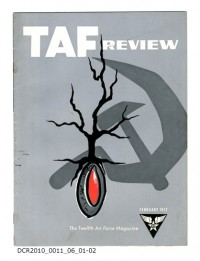 Magazin, TAF Review, The Twelfth Air Force Magazine, Vol. 3, Februar ...