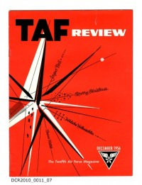 Magazin, TAF Review, The Twelfth Air Force Magazine, Vol. 2, Dezember ...