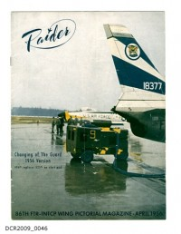 Magazin, Raider, Pictorial Magazine of the 86th FTR-INTCP Wing, Vol. ...