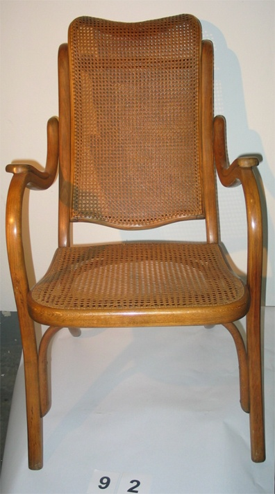 Barbier-Fauteuil (Museum der Stadt Boppard CC BY-NC-SA)
