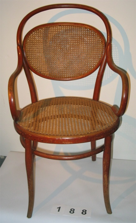 Fauteuil Nr. 15 (Museum der Stadt Boppard CC BY-NC-SA)