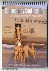 Handbuch, Contingency Contracting