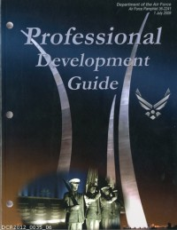 Professional Development Guide, Air Force Pamphlet 36-2241