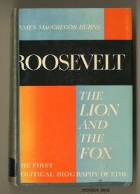 Buch, Roosevelt, The Lion and the Fox