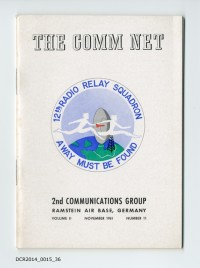 Zeitung, The Comm Net, Vol. 2, Nr. 11, November 1961