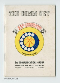 Zeitung, The Comm Net, Vol. 3, Nr. 1, Januar 1962