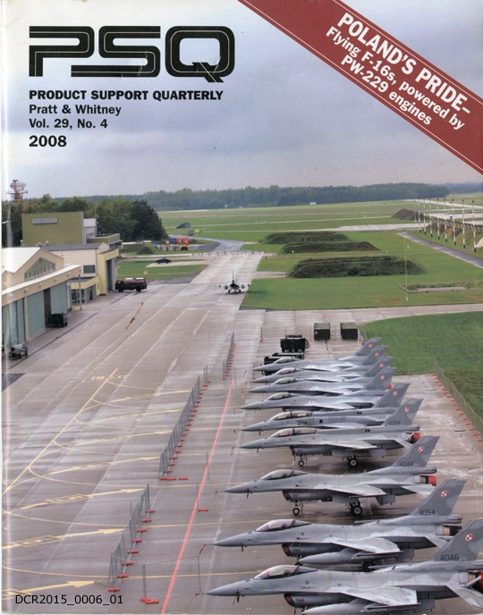 Magazine, PSQ Product Support Quarterly, Vol. 29, No.4 (dc-r docu center ramstein CC BY-NC-SA)