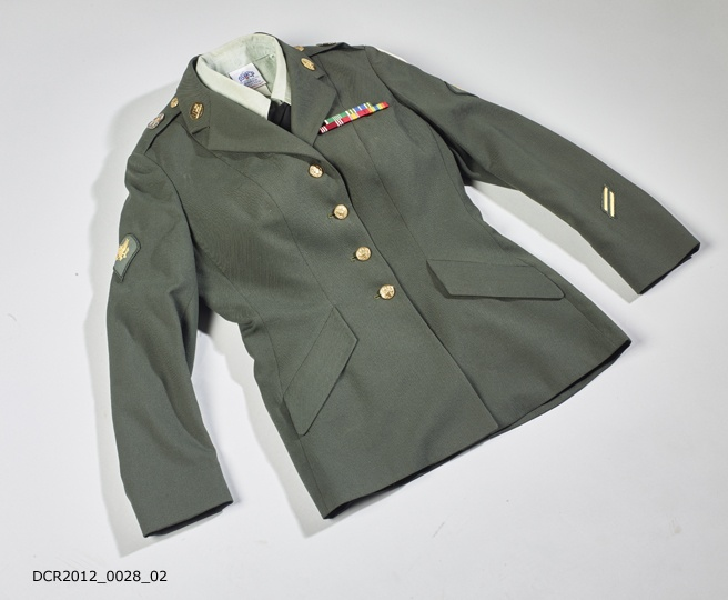 Uniformjacke, Uniform Army Greens für Frauen (