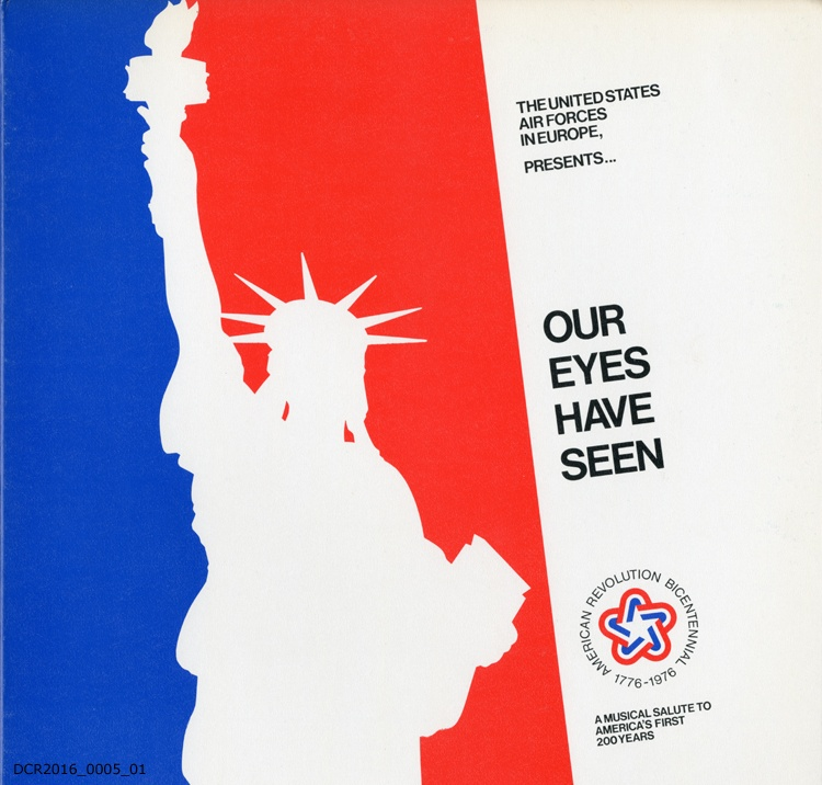 Langspielplatte, LP, Our eyes have seen (