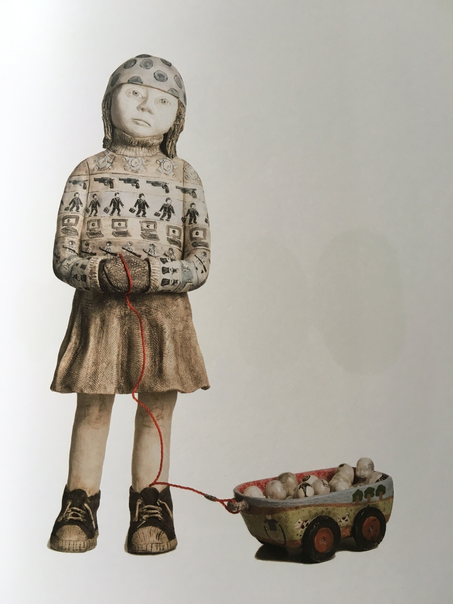 There are no bad children, only children having a bad time (Keramikmuseum Westerwald CC BY-NC-SA)