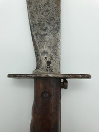 """Bolo-Messer  Provenance/Rights:  Westwallmusem FGH (RR-P)"