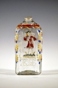 """Schnaps-Flasche  Provenance/Rights:  GDKE - Landesmuseum Mainz (CC BY-NC-SA)"